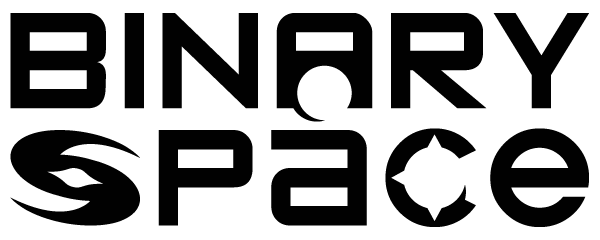 New Binary Space logo