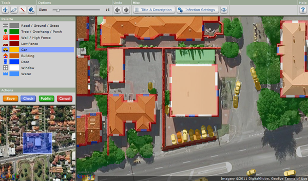 However The Most Difficult Aspect Of Using Google Maps As The Background For A Game Is That The World