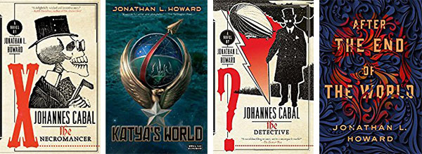 Welcome Jonathan Howard | Binary Space