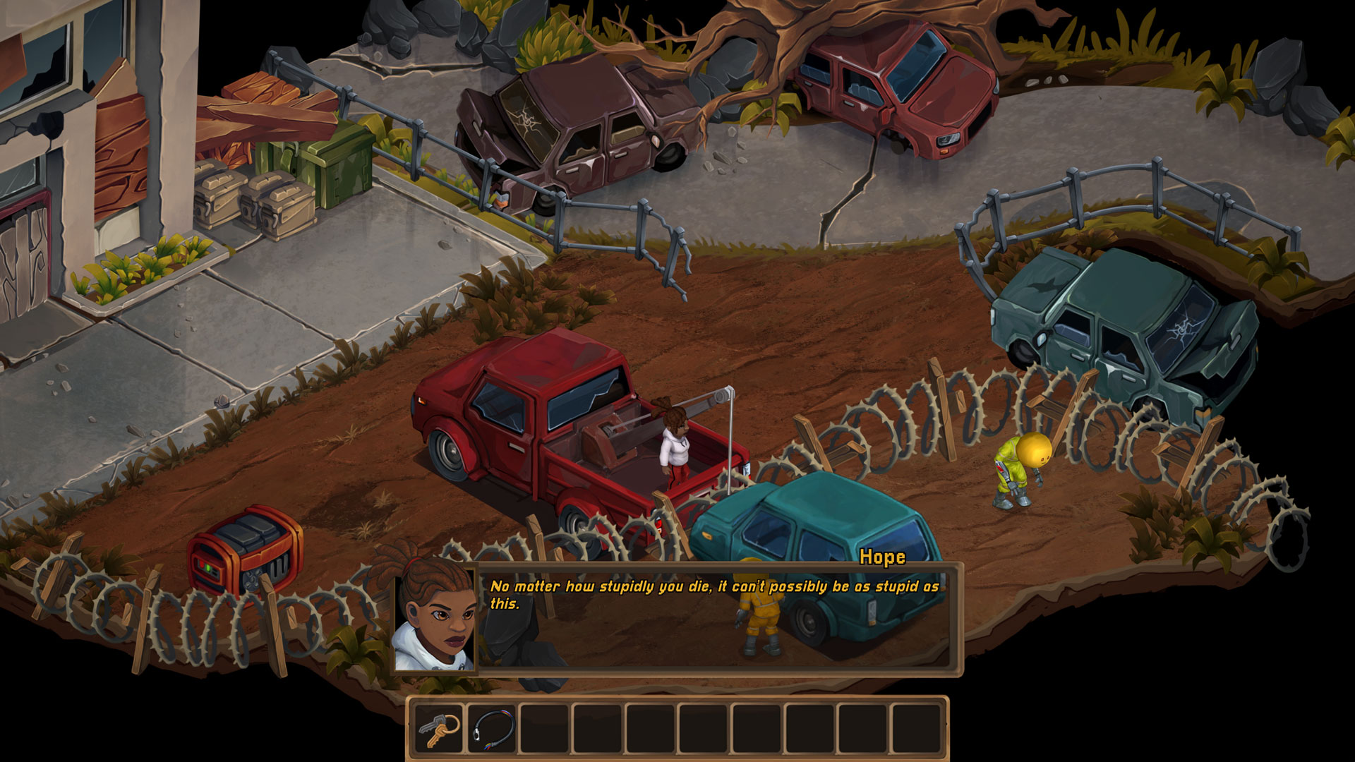 Land of Hope and Gorey screenshot