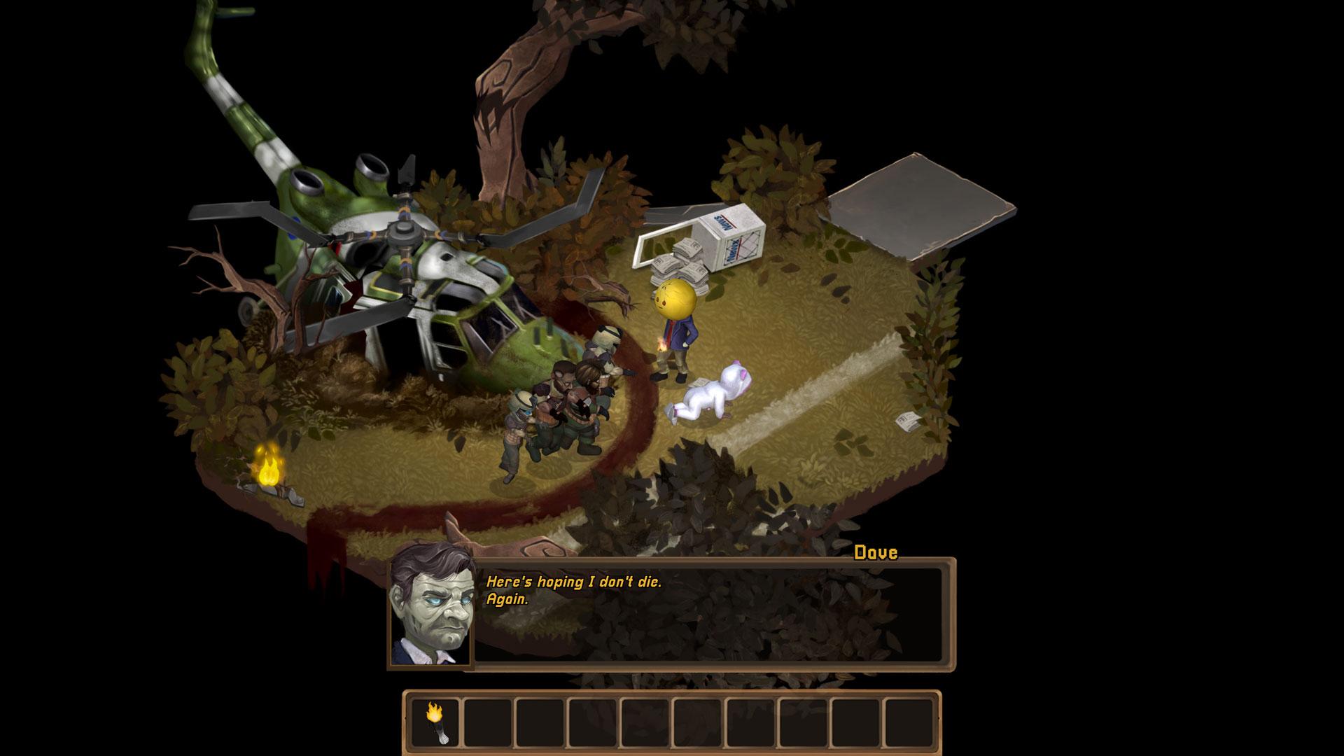 Land of Hope and Gorey screenshot